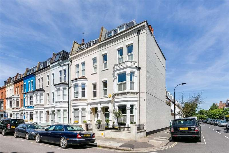 5 Bedrooms Semi Detached House for sale in Waldemar Avenue, Fulham, London, SW6