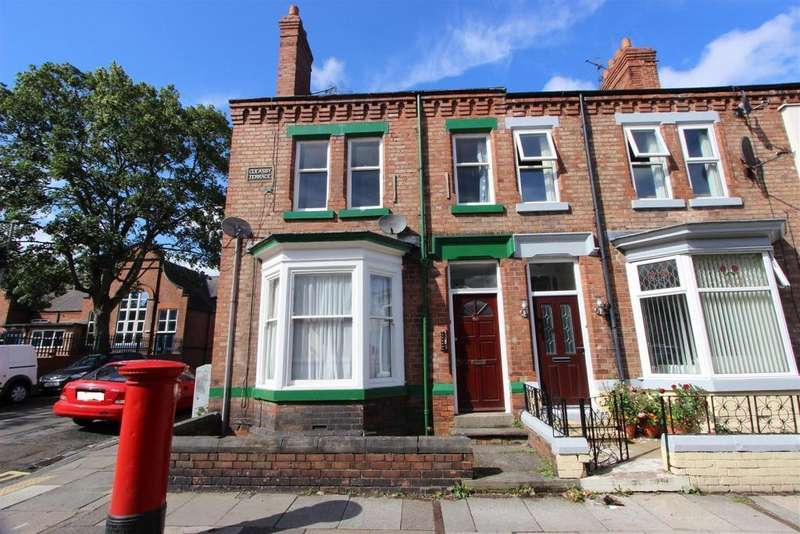 6 Bedrooms Town House for sale in Corporation Road, Darlington