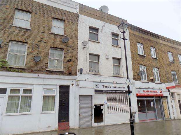 2 Bedrooms Terraced House for sale in Gibbon Road, Nunhead, London , SE15 3XE