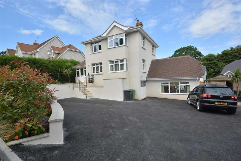 4 Bedrooms Detached House for sale in Beauharrow Road, St. Leonards-On-Sea