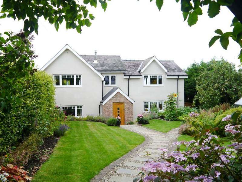 4 Bedrooms Detached House for sale in West Acres, Alnwick, Northumberland