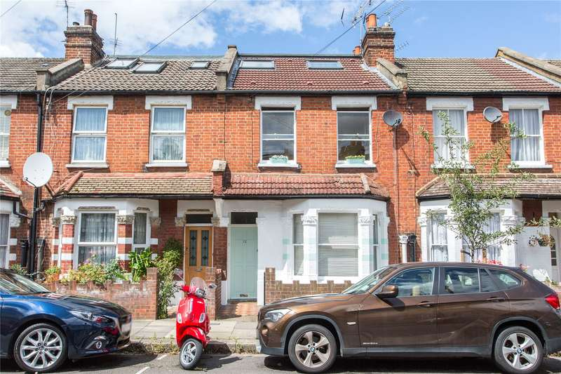 3 Bedrooms Maisonette Flat for sale in Claxton Grove, Fulham Broadway, London, W6