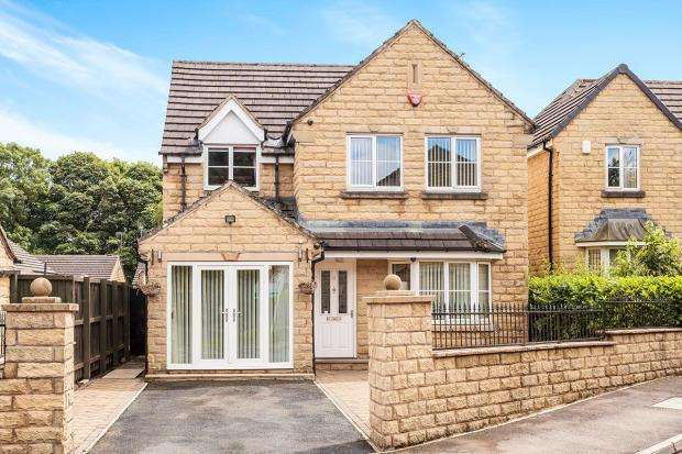 4 Bedrooms Detached House for sale in Pintail Avenue, Clayton Heights, Bradford, BD6 3XX