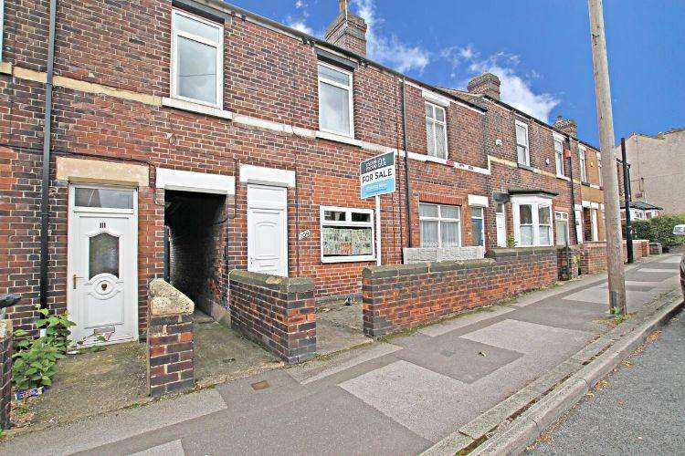 3 Bedrooms Terraced House for sale in Green Lane Rotherham South Yorkshire