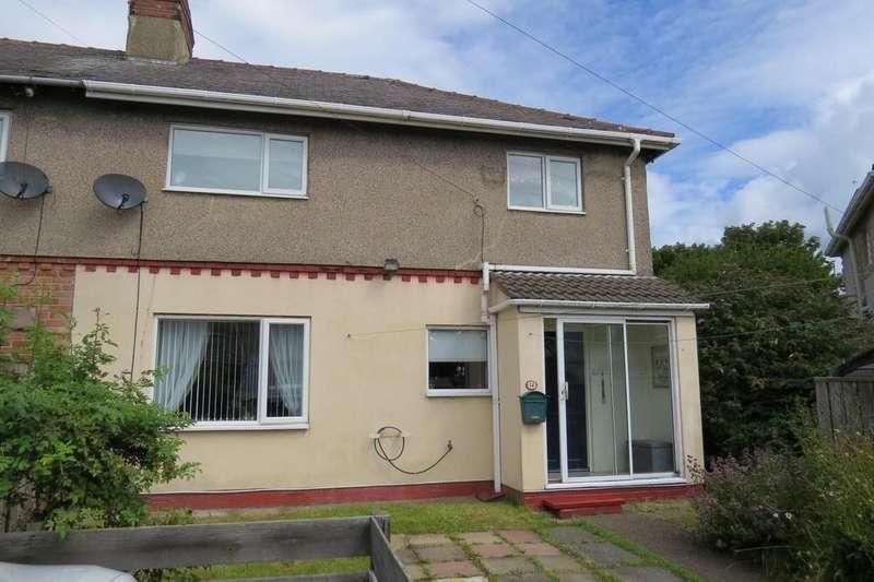 4 Bedrooms Semi Detached House for sale in Garden City Villas, Ashington