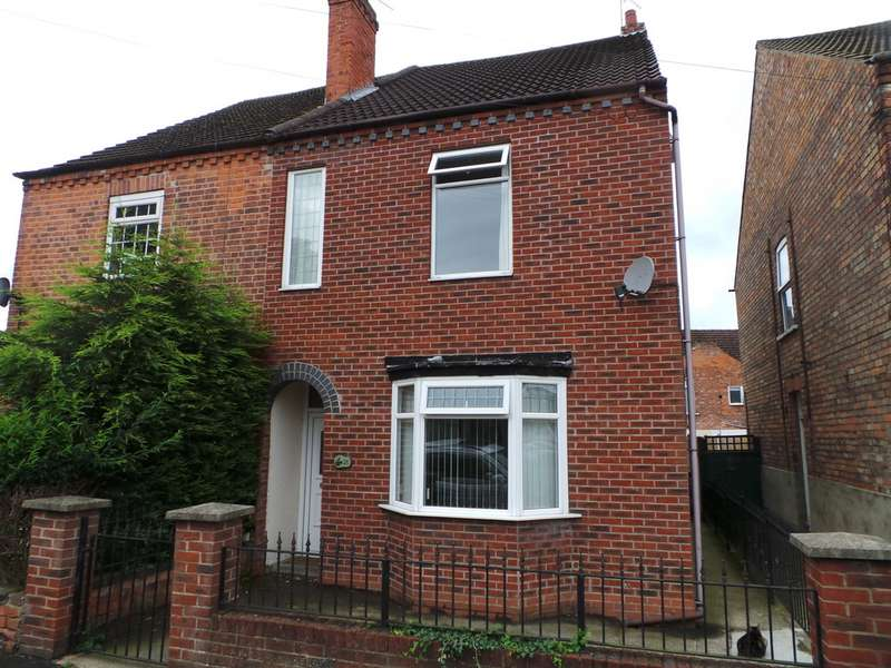 5 Bedrooms Semi Detached House for sale in Fawcett Street, Gainsborough DN21