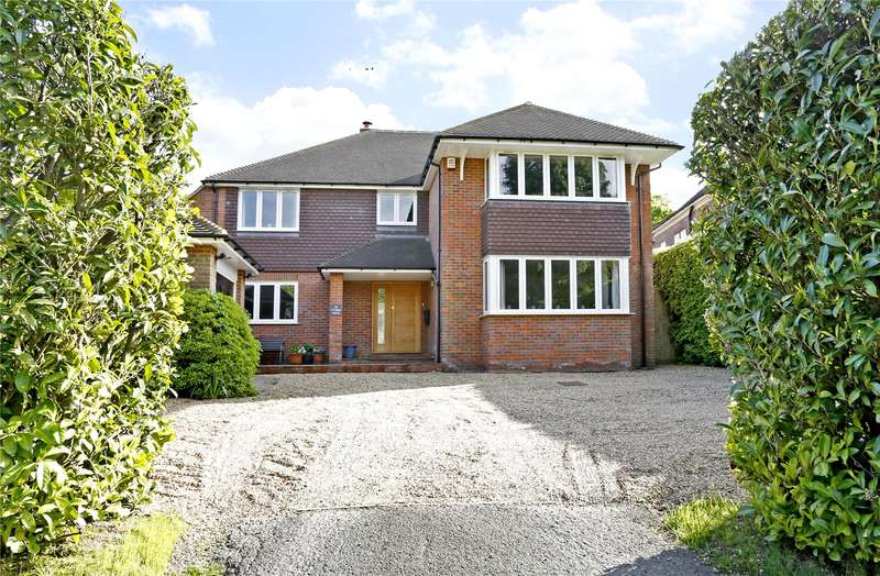 6 Bedrooms Detached House for sale in Stubbs Wood, Chesham Bois, Amersham, Buckinghamshire, HP6