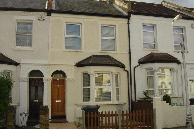 3 Bedrooms Terraced House for rent in Westgate Road, London, SE25