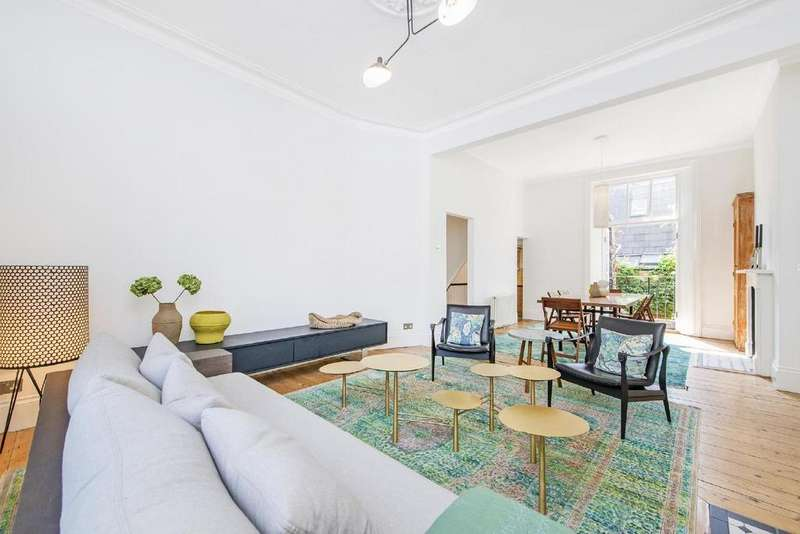 2 Bedrooms Flat for sale in Westbourne Park Road, Notting Hill