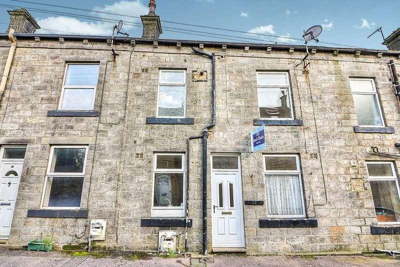 2 Bedrooms Terraced House for rent in Gladstone Street, Todmorden, OL14
