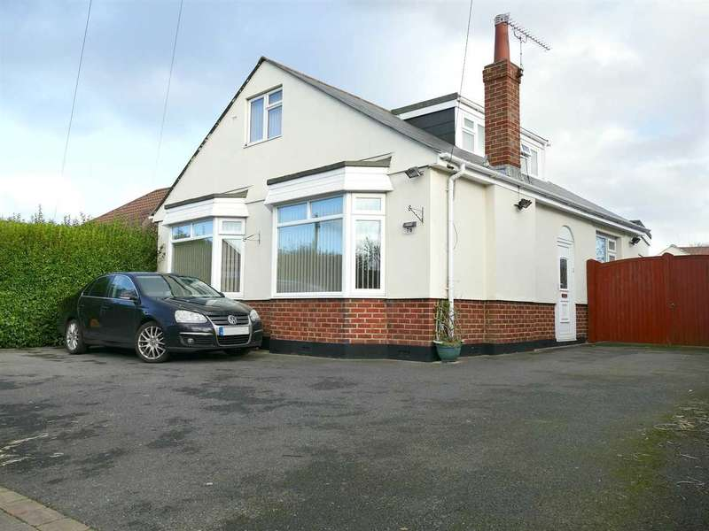 4 Bedrooms Bungalow for sale in Well-presented versatile property with ample off road parking