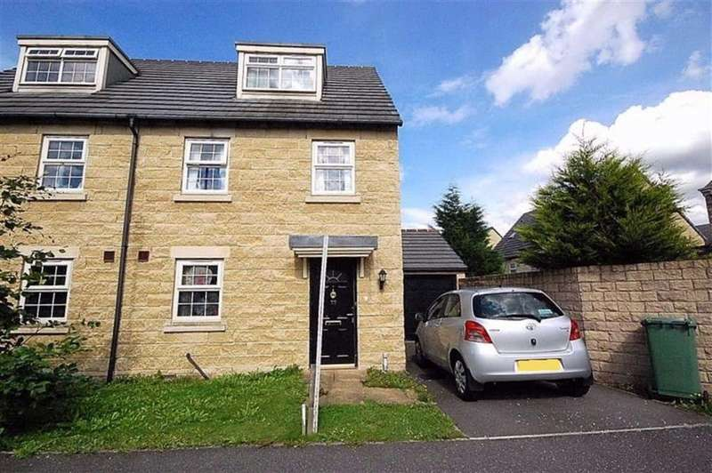 3 Bedrooms Semi Detached House for sale in Oxley Road, Ferndale, Huddersfield, HD2