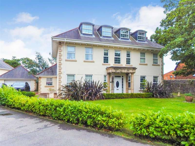 5 Bedrooms House for sale in Sherborne Walk, Blackpill