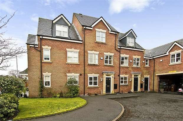 3 Bedrooms Terraced House for sale in Winster Mews, St Helens, Merseyside