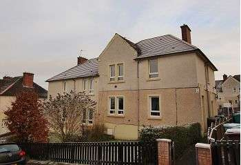 2 Bedrooms Flat for rent in Wilson Street, Airdrie, ML6 0EQ