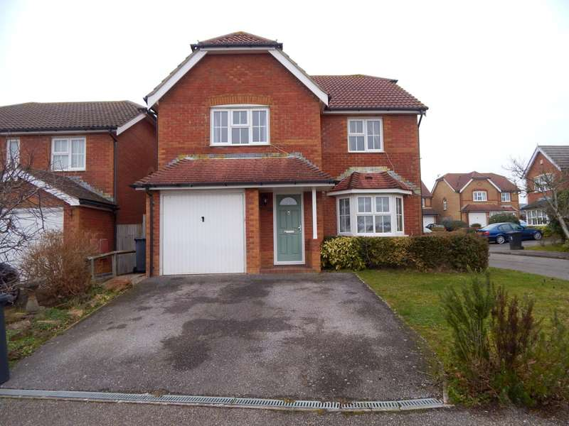4 Bedrooms Detached House for rent in Hamble Road, Stone Cross, Pevensey
