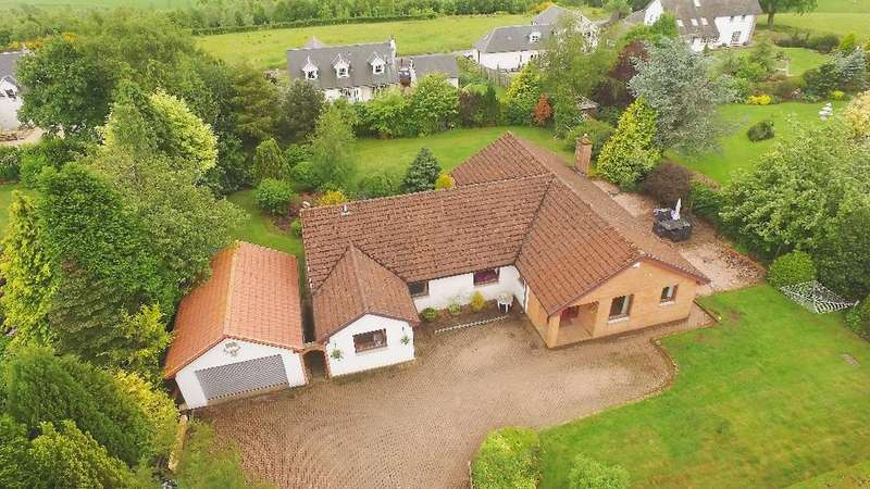 4 Bedrooms Detached House for sale in New Fowlis , Crieff, Perthshire , PH7 3NH
