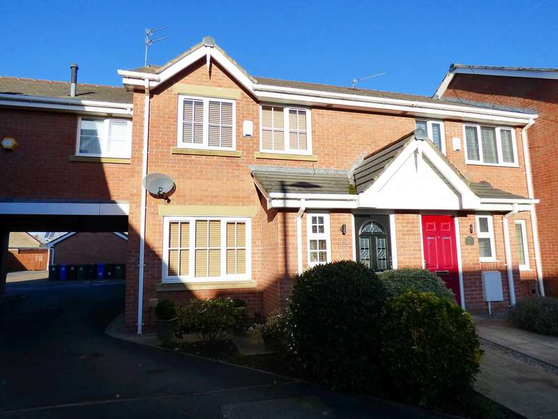 3 Bedrooms End Of Terrace House for sale in Trafalgar Place, Lytham Quays, Lytham