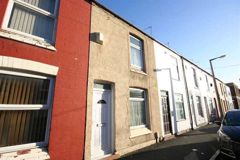 2 Bedrooms Terraced House for sale in Moseley Avenue, Wallasey, CH45 4ND