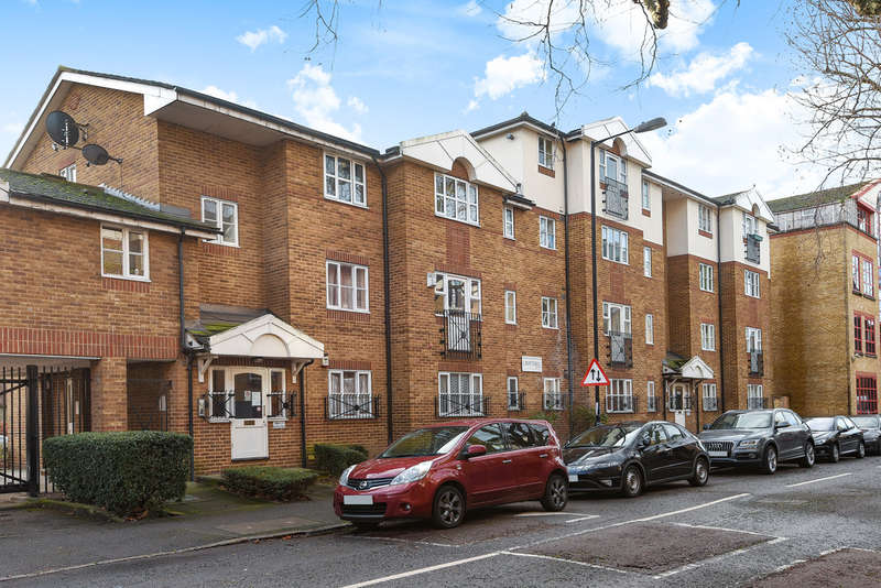 2 Bedrooms Flat for sale in Croft Street, Surrey Quays