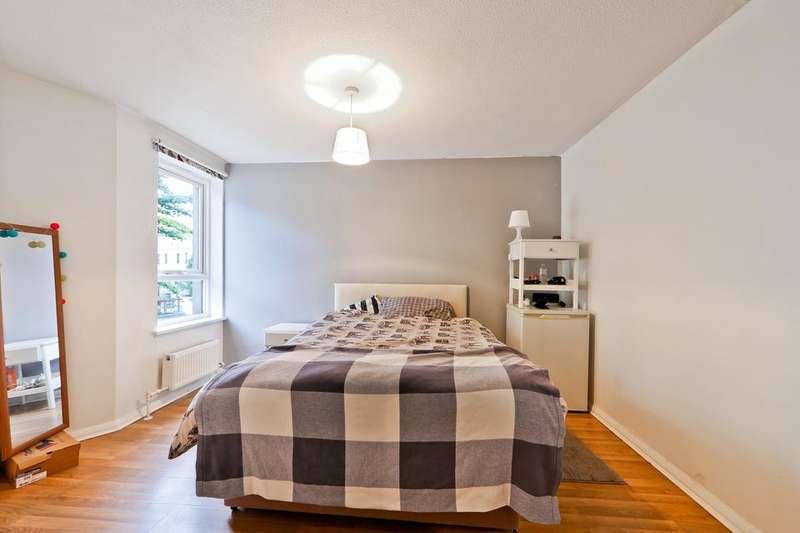2 Bedrooms Flat for sale in Albertina House, Gresham Road, London SW9