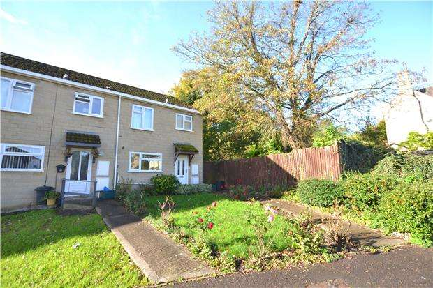 3 Bedrooms End Of Terrace House for sale in Dominion Road, BATH, Somerset, BA2 1DW