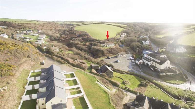 3 Bedrooms Detached Bungalow for sale in Nolton Haven, Haverfordwest