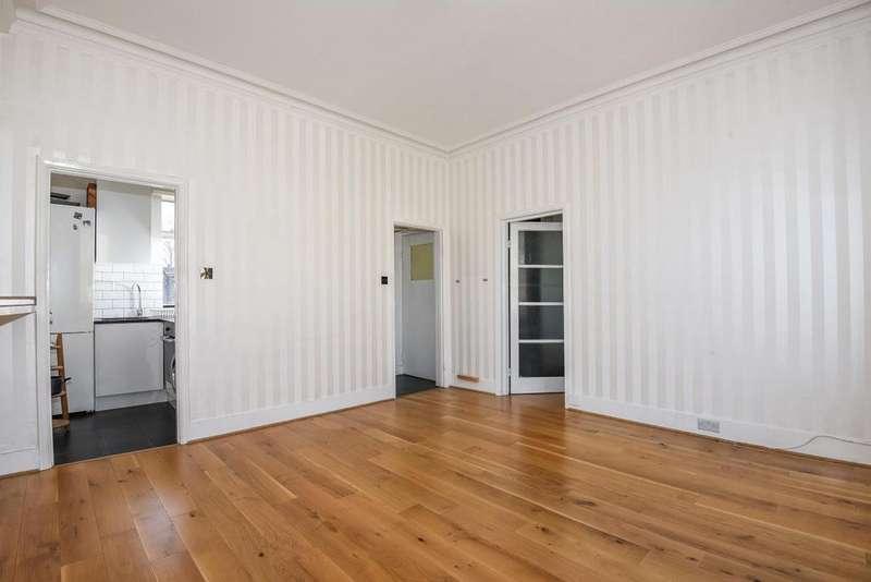 1 Bedroom Flat for sale in Finborough Road, Chelsea