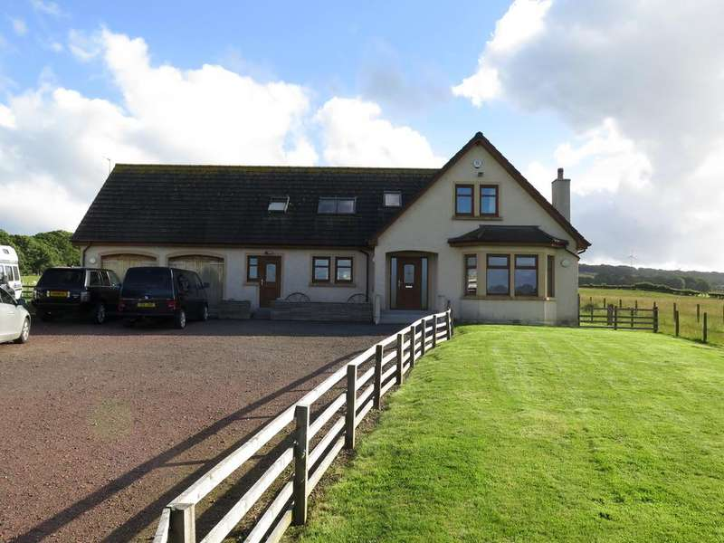 5 Bedrooms Farm House Character Property for sale in Kypehill Farm, Sandford, Strathaven ML10