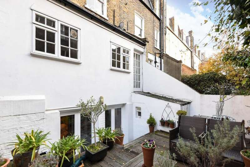 2 Bedrooms Flat for sale in Crookham Road, Fulham