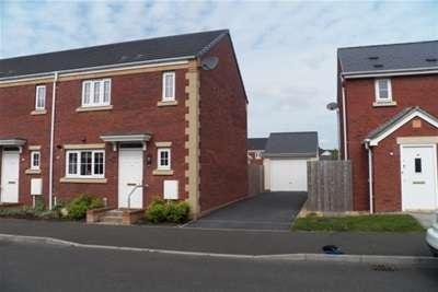 2 Bedrooms Property for rent in Moorland Green, Bryngwyn Village, Gorseinon, Swansea