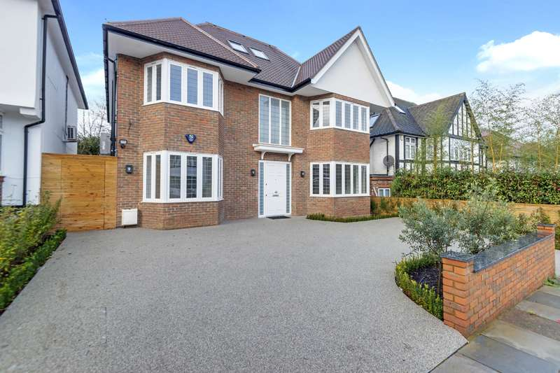 6 Bedrooms Detached House for sale in Sherwood Road, London