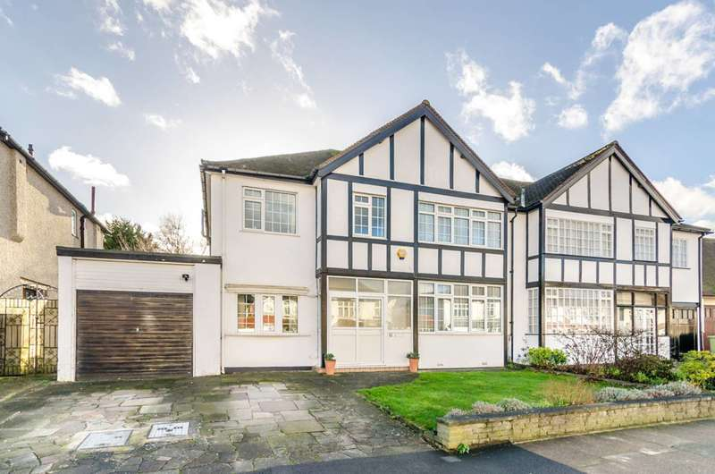 5 Bedrooms House for sale in Avondale Road, Bromley, BR1