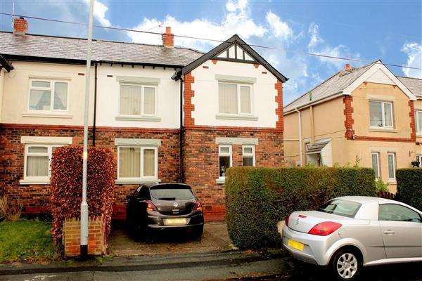 3 Bedrooms Semi Detached House for sale in Belmont Avenue, Macclesfield