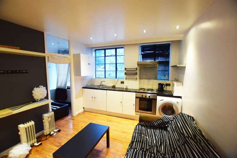 2 Bedrooms Apartment Flat for sale in Camden Road, London