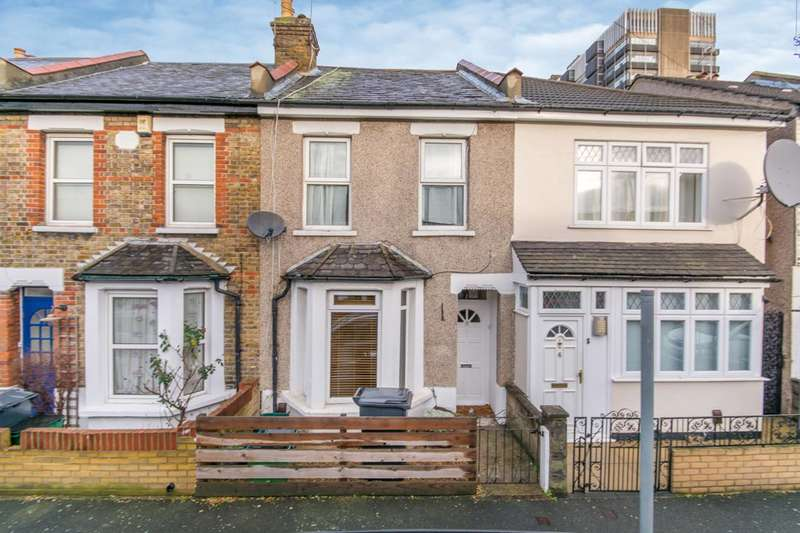 3 Bedrooms House for sale in Cranmer Road, Central Croydon, CR0