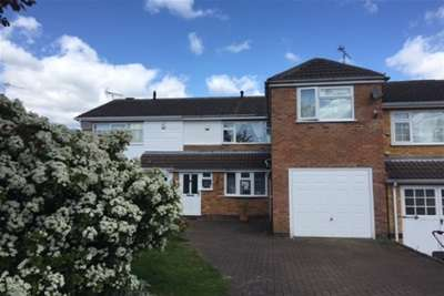 4 Bedrooms Semi Detached House for rent in Warwick Road, Broughton Astley, LE9 6SB