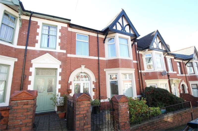 4 Bedrooms Terraced House for sale in Richmond Road, Newport, NP19