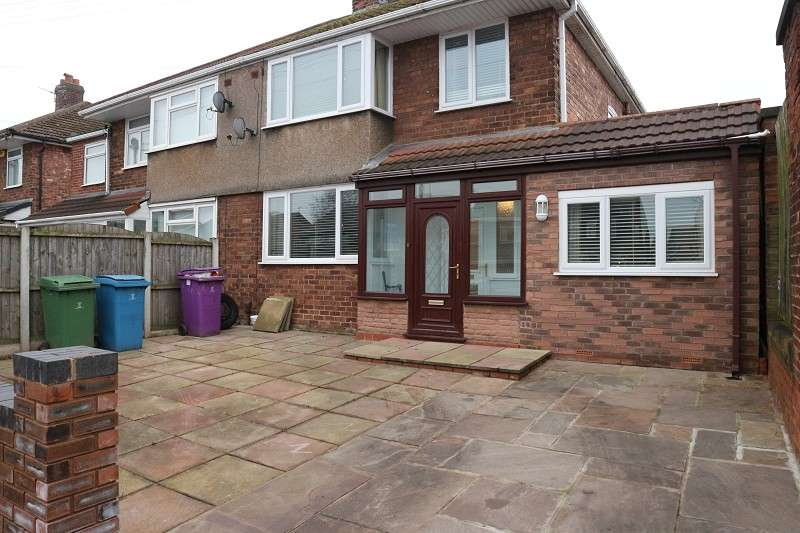 3 Bedrooms Semi Detached House for sale in Mackets Lane, Liverpool, Merseyside. L25 9NQ
