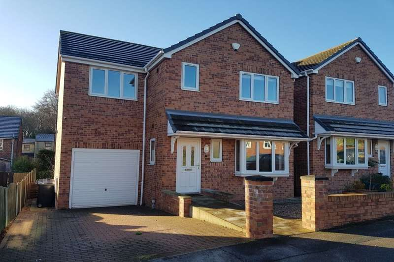 4 Bedrooms Detached House for sale in Viewlands, Silkstone Common, Barnsley, S75