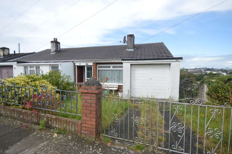3 Bedrooms Semi Detached House for sale in Cardinal Avenue, St Budeaux, Plymouth, PL5