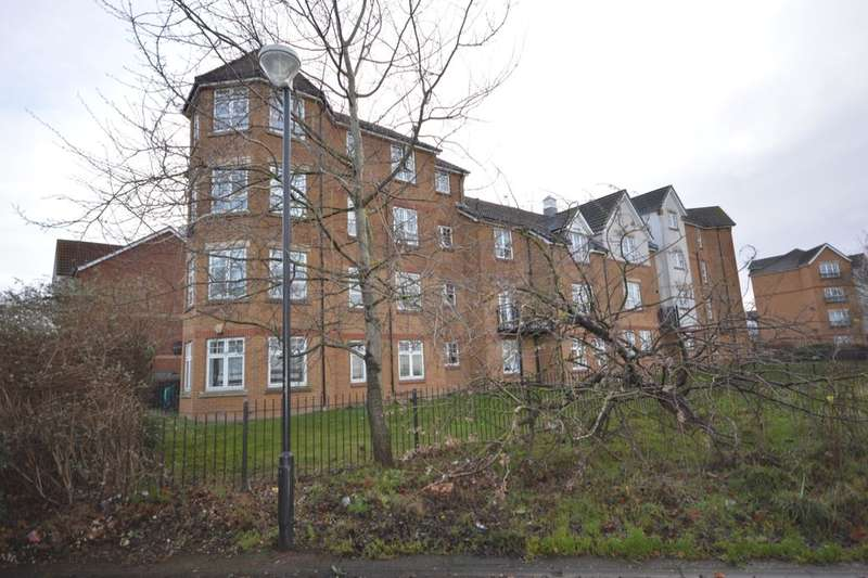 2 Bedrooms Flat for sale in Greenhaven Drive, London, SE28