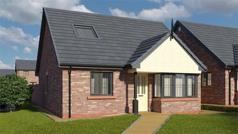 3 Bedrooms Detached Bungalow for sale in CA7 9HQ The Tay, St Cuthberts, WIGTON, Cumbria