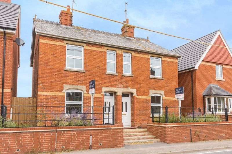 2 Bedrooms Property for sale in Challow Road, Wantage