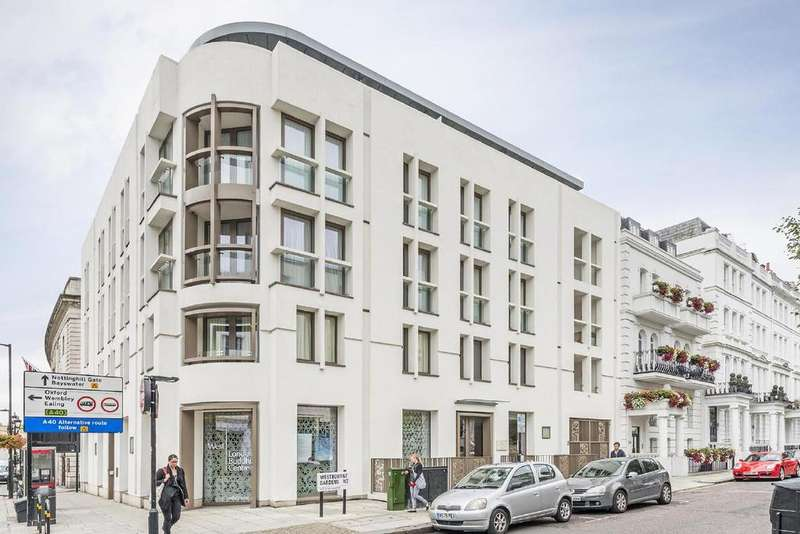 2 Bedrooms Flat for sale in Westbourne Gardens, Bayswater