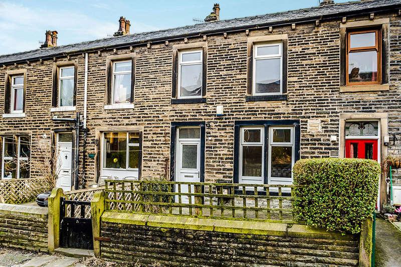 3 Bedrooms Terraced House for rent in Plains, Marsden, Huddersfield, HD7