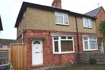 3 Bedrooms Semi Detached House for rent in Irchester Road, Rushden, Northamptonshire, NN10 9XE