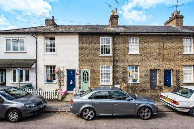 2 Bedrooms Terraced House for sale in Twickenham, ., London