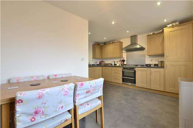 3 Bedrooms Town House for sale in Hazel Way, Brockworth, Gloucester, GL3 4GL