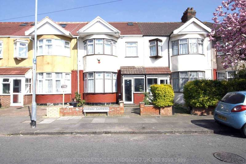 5 Bedrooms Terraced House for sale in Fairview Garden, Ilford, Essex IG1